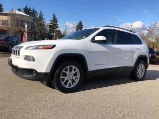 Used 2015 Jeep Cherokee 4WD 4dr North for sale in Surrey, BC
