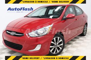 Used 2015 Hyundai Accent GLS* MAGS* TOIT/ROOF* BLUETOOTH* SIÈGES-CHAUFFANTS for sale in Saint-Hubert, QC