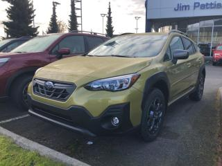 New 2021 Subaru XV Crosstrek Outdoor for sale in North Vancouver, BC
