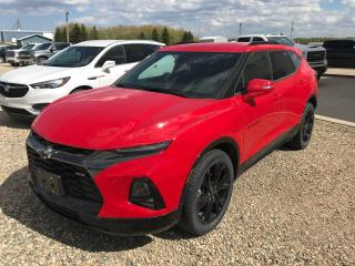 New 2021 Chevrolet Blazer RS AWD for sale in Roblin, MB