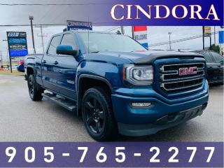 Used 2017 GMC Sierra 1500 Elevation, 4x4, Clean Carfax for sale in Caledonia, ON
