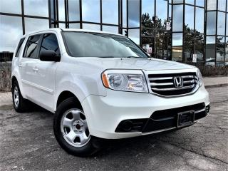 Used 2014 Honda Pilot |AUTO|CRUISE CONTROL|TRACTION CONTROL|CD|AUX! for sale in Brampton, ON