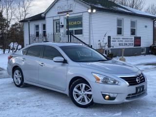 Used 2015 Nissan Altima No-Accidents SL Tech Navi Backupcam Leather Sunroof BOSE for sale in Sutton, ON