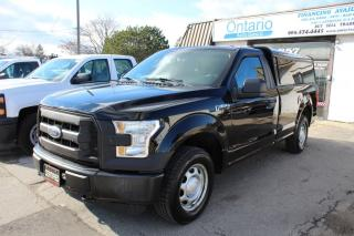 Used 2016 Ford F-150 XL 4WD 8ft Long box Camera Bluetooth for sale in Mississauga, ON