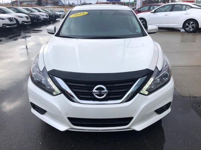 2018 Nissan Altima 2.5 SL