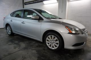 Used 2013 Nissan Sentra S CERTIFIED 2YR WARRANTY *FREE ACCIDENT* BLUETOOTH CRUISE AUX POWER OPTIONS for sale in Milton, ON