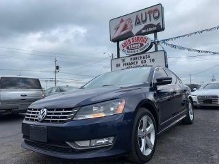 Used 2015 Volkswagen Passat TDI SE 6A w/ Sunroof for sale in Windsor, ON