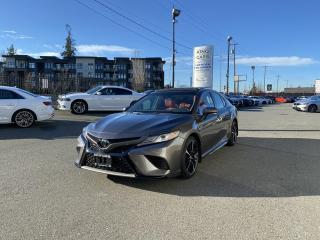 Used 2018 Toyota Camry XSE V6 AUTONOMOUS BRAKING for sale in Langley, BC