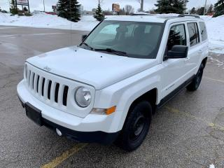 Used 2014 Jeep Patriot NORTH | 4X4 | ONE OWNER | REMOTE START | HEATED SEATS | for sale in Barrie, ON