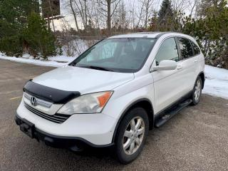 Used 2008 Honda CR-V EX-L | 4WD | LEATHER | for sale in Barrie, ON