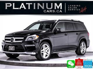 Used 2015 Mercedes-Benz GL-Class GL350d BlueTEC, DIESEL, 7 PASS, NAV, 360CAM, PANO for sale in Toronto, ON