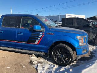 Used 2020 Ford F-150 Lariat for sale in Pembroke, ON