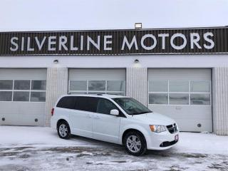Used 2018 Dodge Grand Caravan Crew for sale in Winnipeg, MB