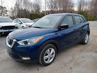 Used 2020 Nissan Kicks S TA for sale in St-Pierre-Les-Becquets, QC
