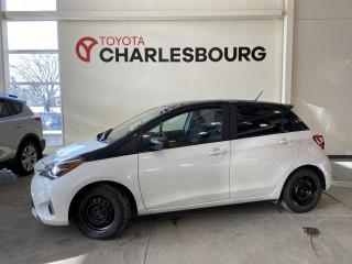 Used 2018 Toyota Yaris Hatchback SE - Automatique - Sièges chauffants for sale in Québec, QC