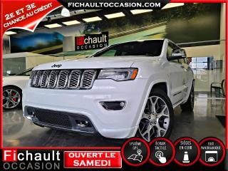 Used 2019 Jeep Grand Cherokee OVERLAND 4X4 for sale in Châteauguay, QC