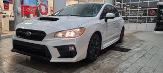 Used 2018 Subaru WRX WRX Manuelle for sale in Québec, QC