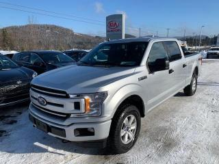 Used 2019 Ford F-150 F150 XLT 4X4 V8 5LITRES 2019 for sale in Val-David, QC