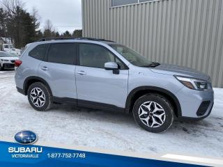 Used 2021 Subaru Forester 2.5i AWD ** COMMODITÉ ** NEUF NEUF NEUF for sale in Victoriaville, QC