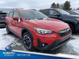 Used 2021 Subaru XV Crosstrek 2.0i AWD ** TOURING ** NEUF NEUF NEUF for sale in Victoriaville, QC