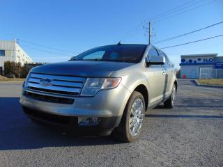 Used 2008 Ford Edge 4 portes SEL, Traction intégrale for sale in St-Eustache, QC