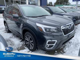 Used 2021 Subaru Forester 2.5i AWD ** LIMITED ** NEUF NEUF NEUF for sale in Victoriaville, QC