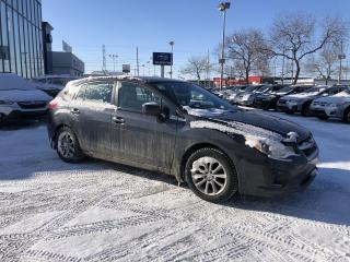 Used 2012 Subaru Impreza Voiture à hayon, 5 portes, boîte manuell for sale in Trois-Rivières, QC