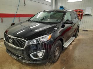 Used 2017 Kia Sorento LX* V6* AWD* SIEGES CHAUFANTS* CARPLAY* for sale in Québec, QC