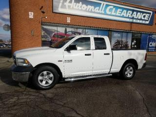 Used 2015 RAM 1500 ST for sale in Mississauga, ON