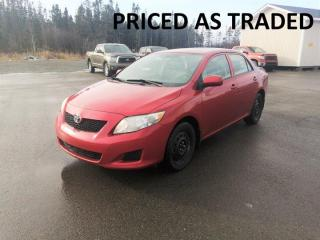 Used 2010 Toyota Corolla CE for sale in Gander, NL