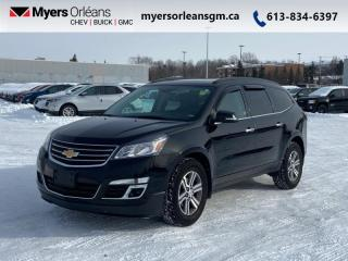 Used 2017 Chevrolet Traverse LT  Includes Winter Tires! for sale in Orleans, ON