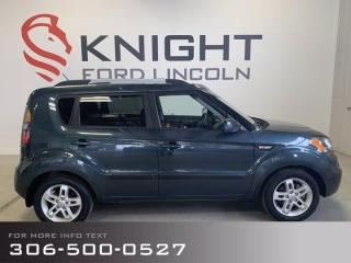 Used 2011 Kia Soul 2u model, Low Km's, Great Fuel Economy! for sale in Moose Jaw, SK