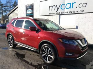 Used 2017 Nissan Rogue SL Platinum LEATHER, SUNROOF, NAV, UPGRADED LEATHER!! for sale in Kingston, ON