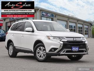 Used 2020 Mitsubishi Outlander ES AWD ONLY 47K! **7 PASSENGER** BACK-UP CAMERA for sale in Scarborough, ON