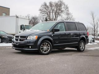 Used 2014 Dodge Grand Caravan Wheelchair Van Rear Accessible  30th Anniversary Edition for sale in Ottawa, ON