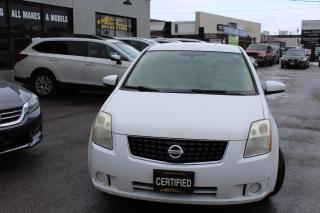 Used 2009 Nissan Sentra 2.0 S FE+ for sale in Oakville, ON