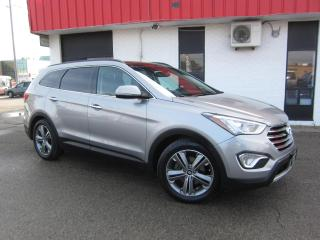 Used 2015 Hyundai Santa Fe XL Limited $13,995+HST+LIC FEE / LIMITED / CERTIFIED / ALL WHEEL DRIVE for sale in North York, ON