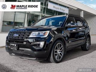 Used 2016 Ford Explorer SPORT for sale in Maple Ridge, BC