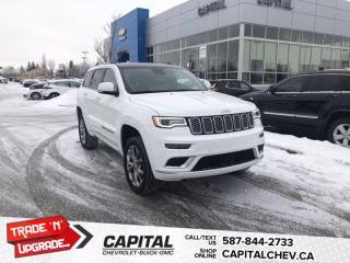 Used 2020 Jeep Grand Cherokee Summit for sale in Calgary, AB