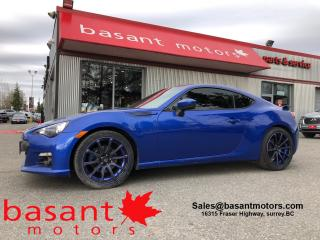 Used 2016 Subaru BRZ Manual!! Sport-Tech, Heated Seats!! for sale in Surrey, BC