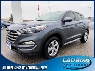Used 2018 Hyundai Tucson 2.0L FWD  - LOW KMS for sale in Port Hope, ON