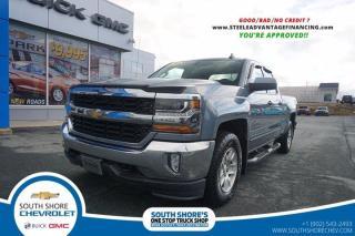 Used 2016 Chevrolet Silverado 1500 LT for sale in Bridgewater, NS