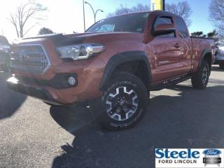 Used 2017 Toyota Tacoma TRD Off Road for sale in Halifax, NS