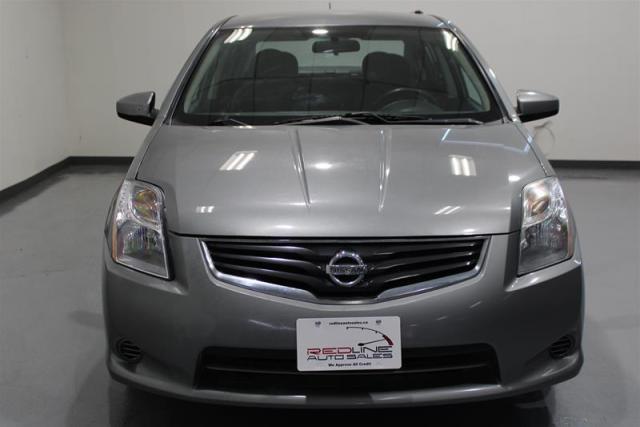 2012 Nissan Sentra 2.0 S CVT