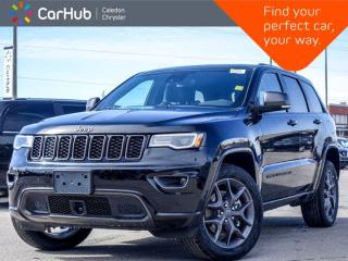 New 2021 Jeep Grand Cherokee 80th Anniversary Edition 4x4 Navigation Panoramic Sunroof Leather Remote Start Blind Spot 20