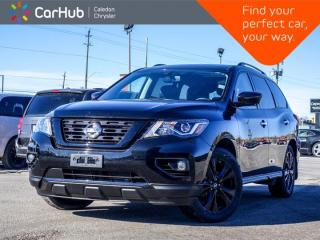 Used 2018 Nissan Pathfinder Midnight Edition 4x4 7 Seater Navigation Heated Seats Panoramic sunroof Remote start 20