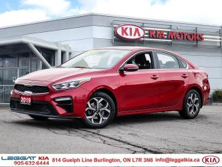 Used 2019 Kia Forte EX | ONLY41000KMS | CARPLAY | BACKUPCAM | HTDSEATS for sale in Burlington, ON
