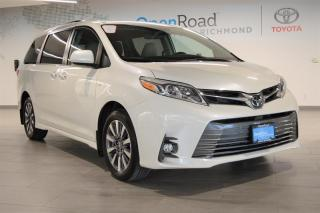 Used 2020 Toyota Sienna XLE AWD 7-Passenger V6 for sale in Richmond, BC