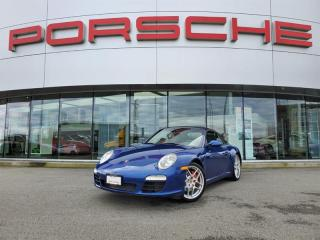 Used 2009 Porsche 911 Carrera S Cabriolet PDK for sale in Langley City, BC