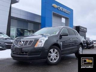 Used 2014 Cadillac SRX for sale in Barrie, ON